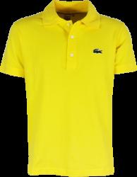 Camisa Polo Lacoste L!ve Masculina Amarela