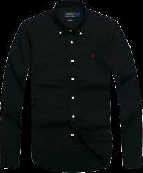 Camisa Social Polo Ralph Lauren Masculina Preta