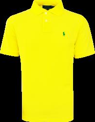 Camisa Polo Ralph Lauren Masculina Amarela