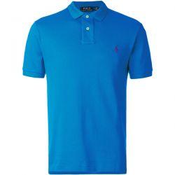Camisa Polo Ralph Lauren Masculina Azul Claro