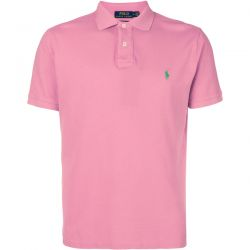 Camisa Polo Ralph Lauren Masculina Lilás