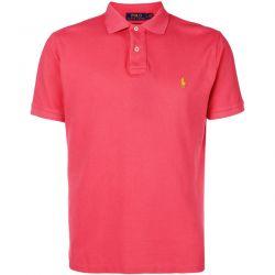 Camisa Polo Ralph Lauren Masculina Rosa Pink