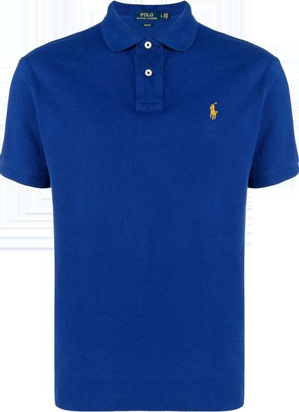 c1bd11eaadd0c Camisa Polo Ralph Lauren Masculina Azul - ESTILUXO Outlet Virtual ...