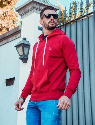 Blusa Moletom Revanche Masculina Vermelha